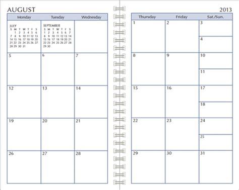 printable calendar booklet image gallery monthly calendar book