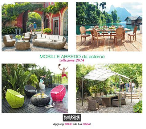 maison du monde catalogo giardino catalogo maisons du monde mobili da giardino 2014