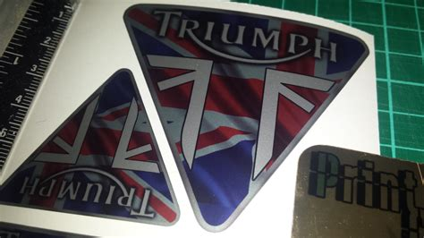triumph boat decals stickers for boats
