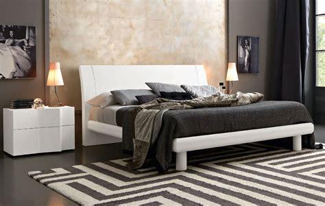 high end master bedroom set platform bed made in italy leather high end platform bed with extra