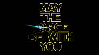 May the force be with you on vimeo