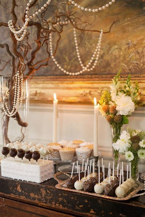 1920s Decor by 25 Best Ideas About 1920s Wedding Decor On