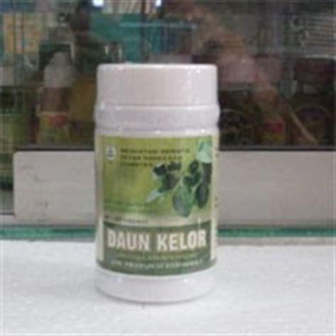 daftar obat herbal obat tradisional kapsul ekstrak daun