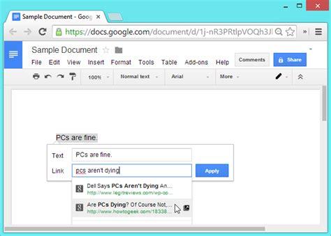 google images link 10 tips and tricks for google docs