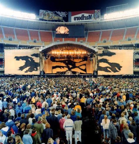 Joshua Tree Court Records U2 S March 1987 U2tourfans