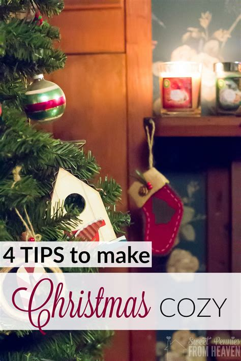 tips to make a comfy 4 tips to make cozy for family and friends