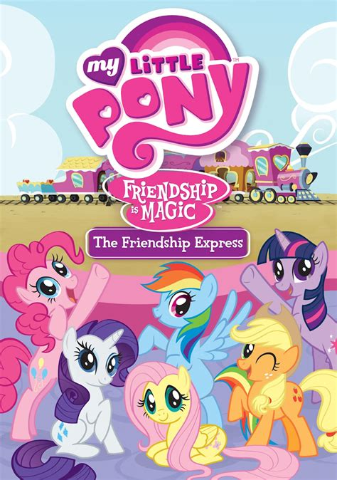 friendship lessons my little pony friendship is magic doom leads dvd charge animation magazine