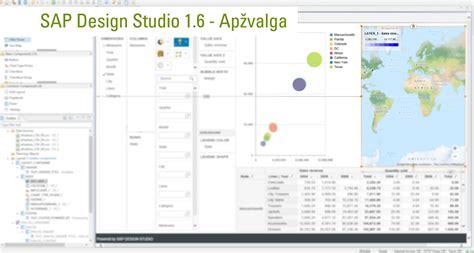 layout designer sap business one sap design studio 1 6 apžvalga donatas budrys