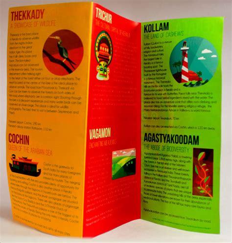 leaflet design exles 18 beautiful exles of phlet leaflet designs