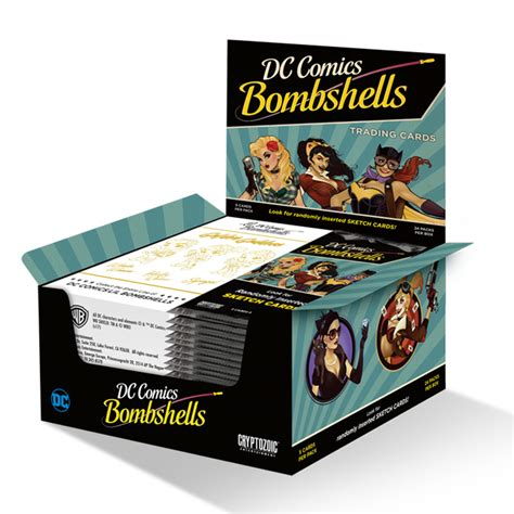 Gift Card Trading Site - dc comics bombshells trading cards dealers cryptozoic entertainment