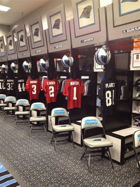 panthers locker room my 2012 nfl draft carolina panthers draft blitz and glam