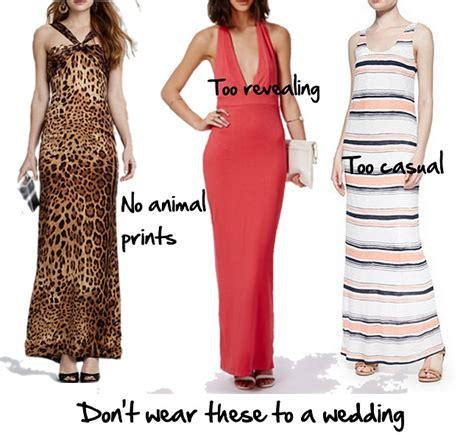 Wedding Dress Etiquette by Wedding Attire Etiquette