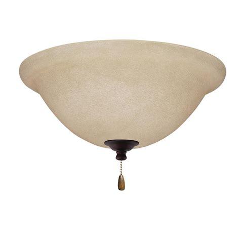 emerson ceiling fan light kit emerson mist 3 light venetian bronze ceiling fan