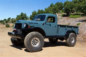 Legacy classic trucks builds the best looking power wagons you ve seen