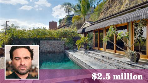 Johnny Galecki House by Johnny Galecki Of Big Theory Sells His