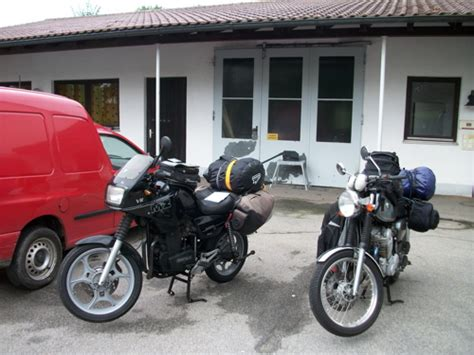 Motorrad Fahren Passau by Reise In Die Steiermark Tag 1 Bernis Motorrad Blogs