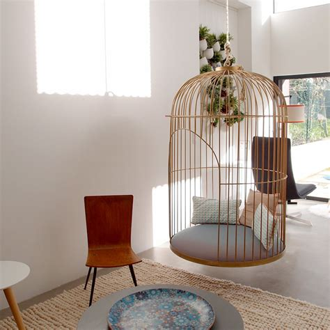 Bird Cage Chair by Gregoire De Lafforest S Archibird And Anouchka Potdevin S