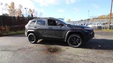 rhino jeep grand cherokee trailhawk 2016 jeep cherokee trailhawk rhino gw189262 redmond