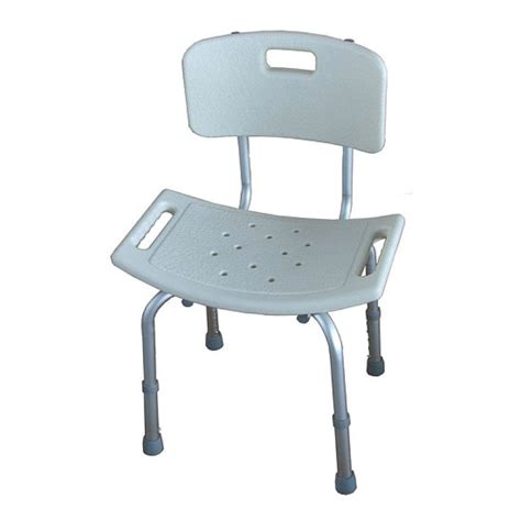 Lightweight Padded Shower Chair With Cut Out Shower Seat Bathroom Showers With Seats