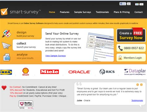 Online Survey Tools - top 10 promising online survey tools survey software reviews