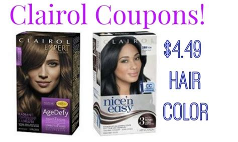 nice and easy hair color coupons 2014 clairol hair color coupons 2017 2018 best cars reviews of