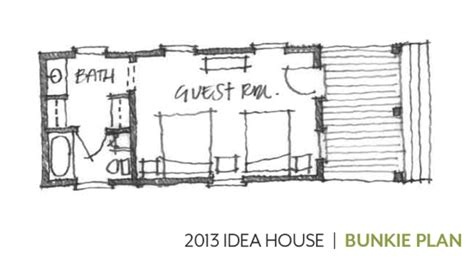 southern living house plans 2013 bunkie blues southern living idea house live the fine life