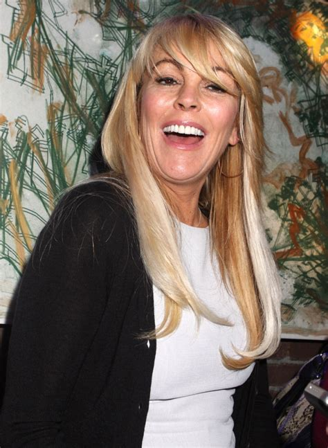 Dina Lohan Child Exploiter And Other Stuff by Cele Bitchy Guess Who Was A Disruptive Drunken
