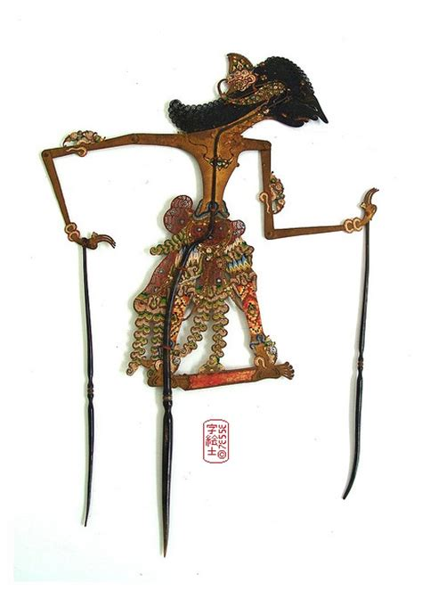 Wayang Golek Buto 1000 images about shadow on traditional javanese and shadow theater