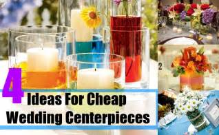 cheap ideas for centerpieces for a wedding ideas for cheap wedding centerpieces how to select