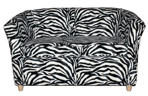 zebra settee tub sofa comfort of relaxation designersofas4u blog