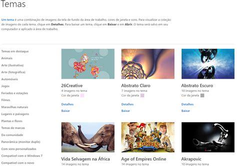 themes for windows 7 original temas windows 7 download techtudo