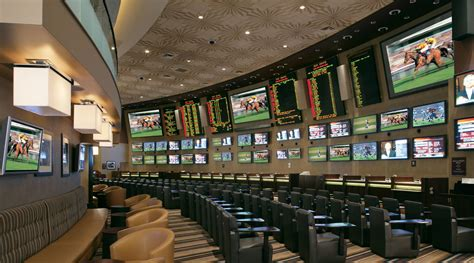Race & Sports Book   MGM Grand Las Vegas
