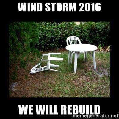 Storm Meme - my non weather event suite story productions