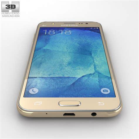 3d Samsung J5 samsung galaxy j5 gold 3d model hum3d