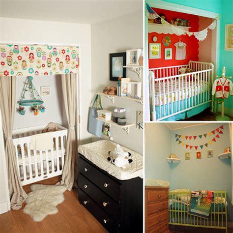 nurseries in closets popsugar