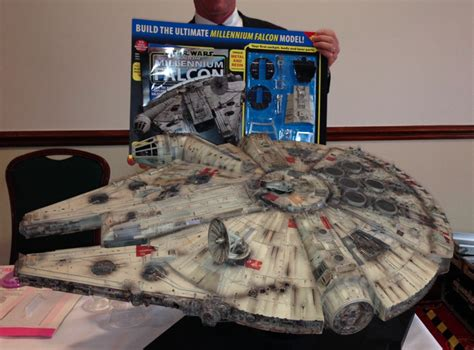 beleuchtung millennium falcon build you own falcon subscription page 35