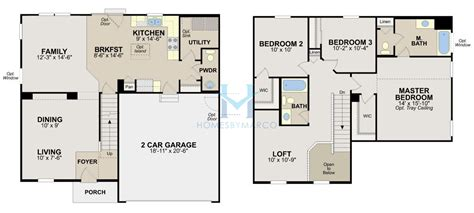 portrait homes floor plans pasquinelli portrait homes floor plans home plan