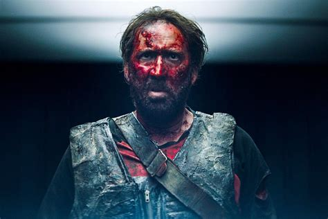 nic cages cannes cult thriller mandy secures distribution