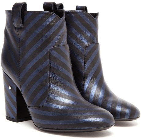 Sandal Sydney Pete Floral Stripe laurence dacade pete striped leather boot in blue lyst