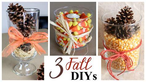easy diy fall decorations 3 easy diy fall decorations