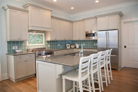 House Kitchen Edisto House Style Kitchen Charleston