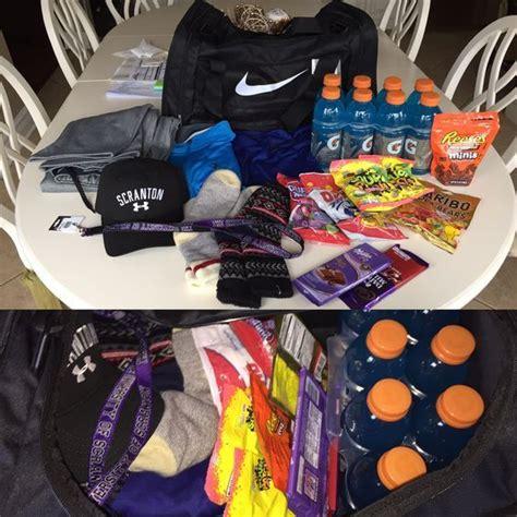 sporty gift basket easy diy birthday gifts for boyfriend