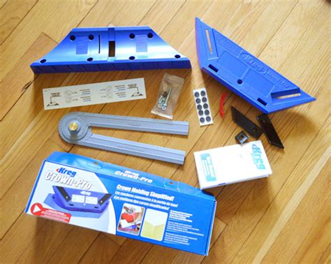 Crown Molding Jig How To Install Crown Molding Yourself House