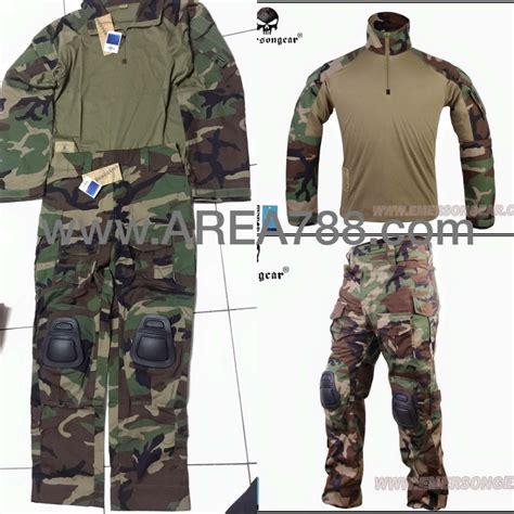 Celana Emerson 3 Woodland emerson g3 combatsuit woodland area 788 menjual aksesoris sparepart gear airsoft gun