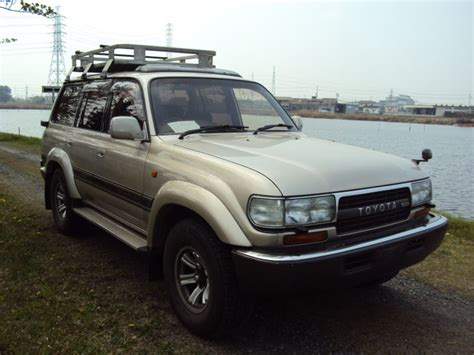 1993 Toyota Land Cruiser For Sale Toyota Land Cruiser 4wd Vx Limited 1993 Used For Sale