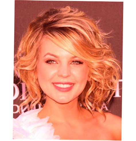 Medium Curly Hairstyles For Faces by Medium Hairstyles For Faces And Best