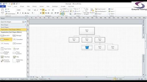 visio default font size visio text organisation chart