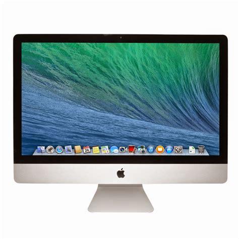 Laptop Apple Terkini spesifikasi dan harga komputer apple imac informasi