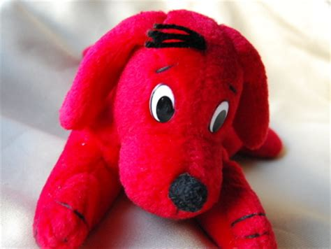 clifford the big toys free small clifford the big stuffed animal beanie other toys