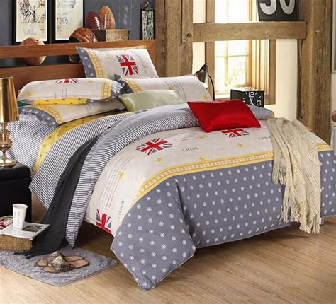 single bed comforter single double queen king size printing style bedding